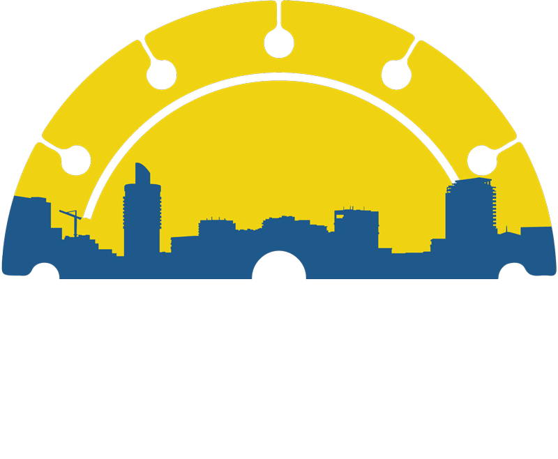 Twin Cities Main logo portrait